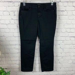 J.Jill Denim Authentic Fit Slim Ankle Jeans 8P